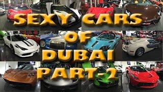Dubai Supercars | Racing | Rich and Famous | Dubai | Cars Part-2