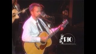 Michael Nesmith performing Juliana at the Britt Festival in 1992. T...