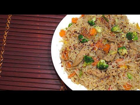 🔴 Pork Noodles - Chinese Pork & Veg Noodles - Easy Pork Noodles - Stir Fry Pork Noodles