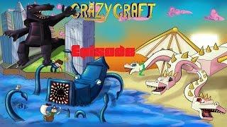 CrazyCraft: Episode 2 - STRIKING IT RICH! (or um.. or not.)