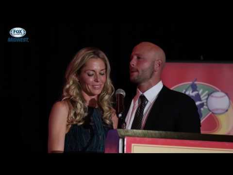 Here's what brings Matt Holliday to tears -- every time