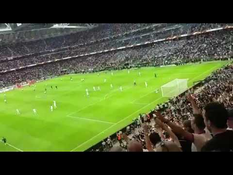 """Ajax Amsterdam Fans singing Bob Marley's """"Three Little Birds"""" after game against Manchester United"""