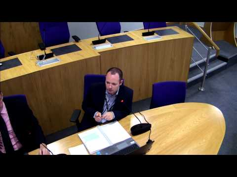Economy and Development Select Committee - Thursday 4th June 2015 10am