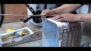 Baixar How to recoil single door evaporator unit of refrigerator?