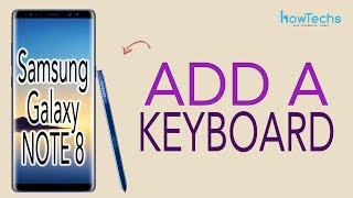 How to Install Urdu Keyboard in Samsung Galaxy Note 8