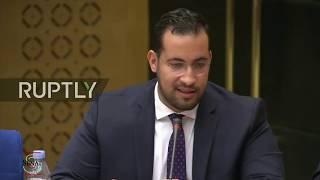LIVE: Macron's former security officer Alexandre Benalla testifies at the Senate thumbnail