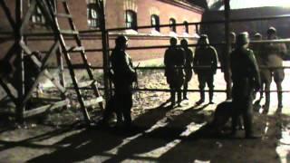 Съемки фильма Палач при участии казаков хутора Георгиевский. Рязань
