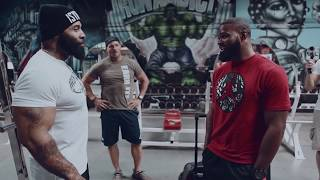 Sustained Power- Tyron Woodley