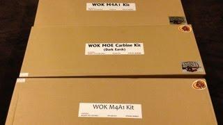 3 G&p Woc Unboxings( Magpul,sr5,stoner)