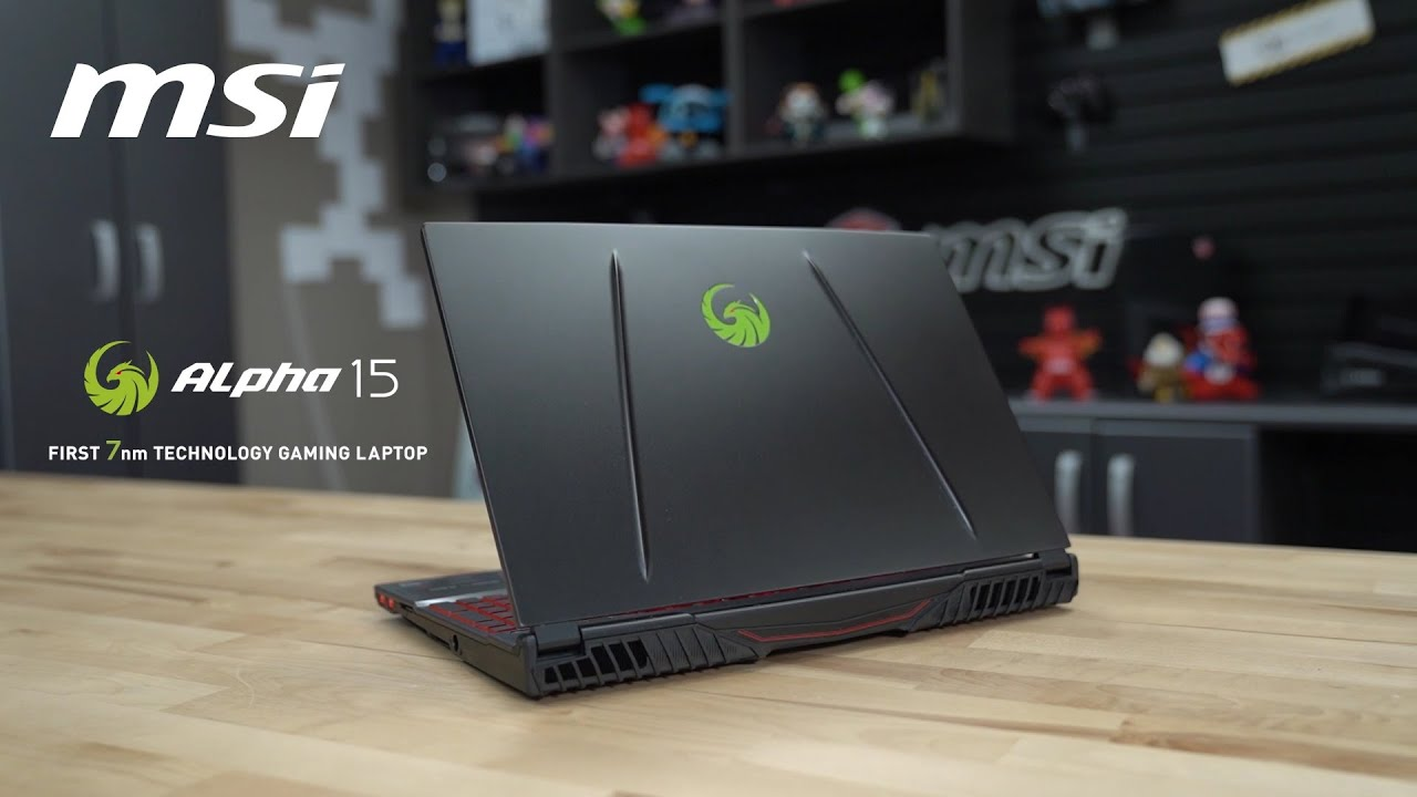 Alpha 15 Unboxing | MSI