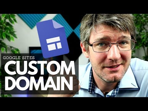 How to map a Custom Domain to Google Sites (G Suite) | Tips and Tricks Episode 24