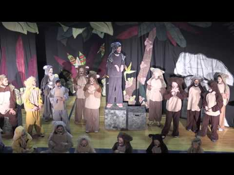 10.23.2015 Holy Redeemer School: The Jungle Book Play