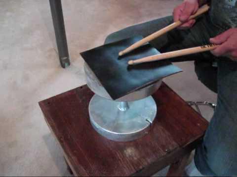 Easy Homemade Practice Pad