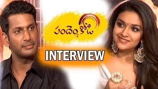 Pandem Kodi 2 Movie Team Funny EXCLUSIVE Interview | Vishal | Keerthi Suresh | Tollywood Nagar