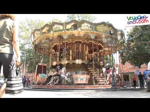 Vidéo visite de Toulouse avec Voyages-sncf.com