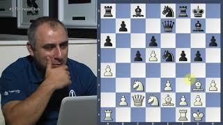 PRO Chess League 2017: Akobian vs. Sebastian Mihajlov - GM Varuzhan Akobian