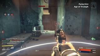 Destiny Xbox One S Gameplay