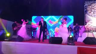 Vishwas rai ka jabardast stage show