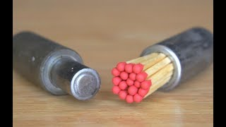 3 Brilliant Life Hacks with MATCHES