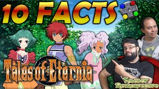 Top 10 Facts About - Tales of Eternia