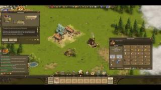 The Settlers Online Footage - 5 Minutes Playing - mmosworld.com