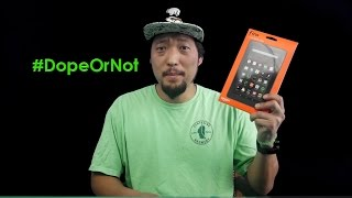 #dopeornope? - $50 Amazon Fire 7 Tablet Unboxing!