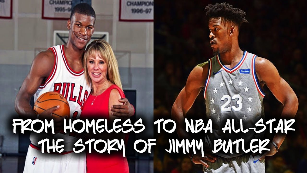 bc3178110b0194 From Homeless To NBA All-Star - The Amazing Come-Up Story Of Jimmy Butler