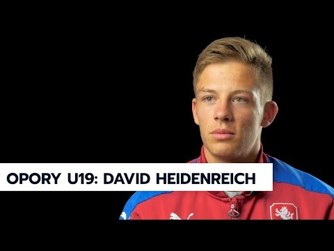 Opory U19: kapitán Heidenreich si oblíbil Bergamo