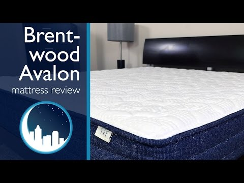 Brentwood Home Avalon Mattress Review