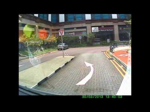 Reckless Driver (SFZ 1614P)