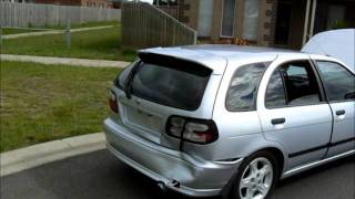 N15 SSS Pulsar for sale Small rear damage