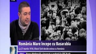 Vasile Ernu: Nici 10% dintre moldoveni nu vor unirea cu România
