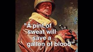 Warrior Quotes From General Patton Motivational Quotes