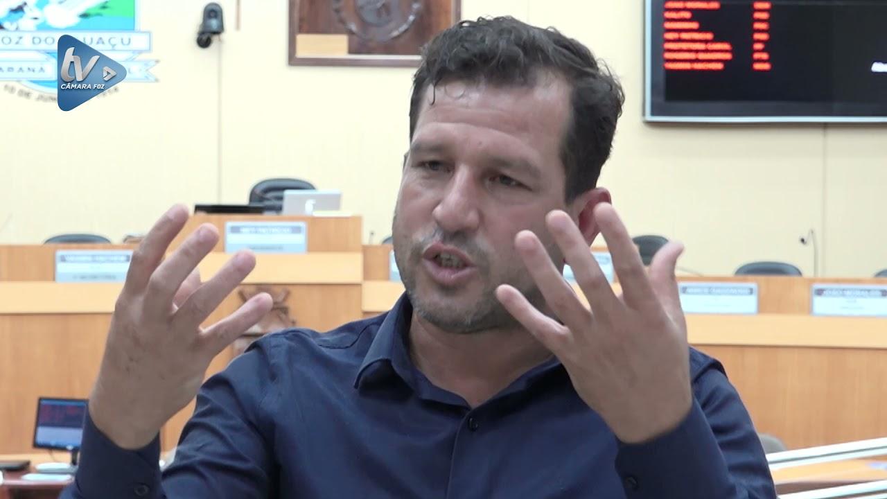 Vereador Edivaldo Alcântara defende eficiência no transporte público e  revitalização do Rio Boicy - YouTube