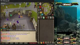 SpawnPk - Rebuilding and Pking! New Official Youtube Rank!