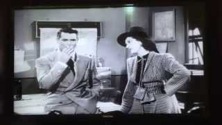 His Girl Friday Bickering Scene
