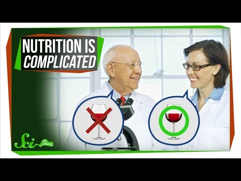 Why Nutrition Studies Keep Contradicting Each Other