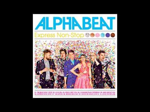 Alphabeat  Love On The Line
