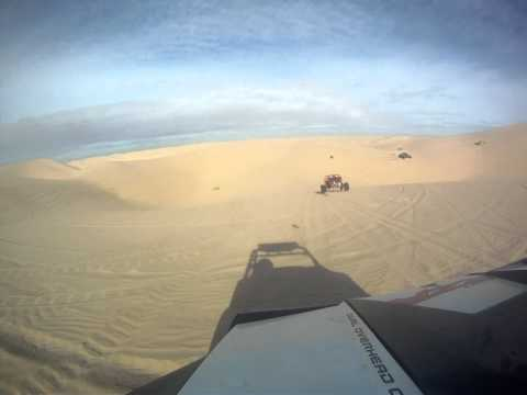 rollin in the sand dunes