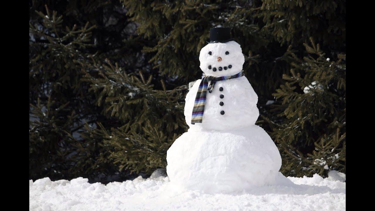 Como hacer un mu eco de nieve how to make a snowman - Como hacer un muneco ...