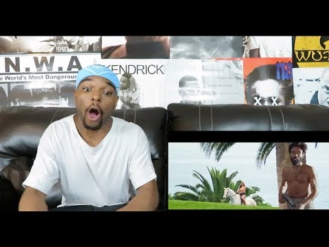 No One Is Safe!! Childish Gambino Ruins EVERYTHING Reaction!!