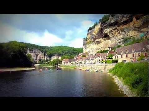 Le Roque-Gageac. Dordogne. France.