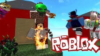 The FGN Crew Plays: ROBLOX - Horrific Housing