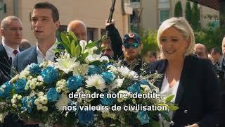 Clip de campagne des européennes 2019 : POUR UNE EUROPE DES NATIONS !
