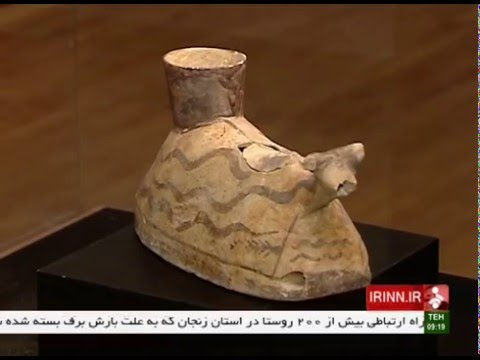 Iran QomRud village, Ancient antiquities وسايل باستاني روستاي قمرود ايران