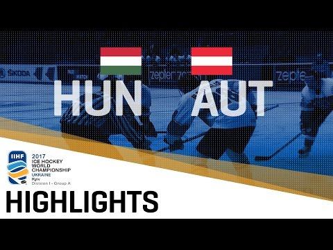 Hungary - Austria | Highlights | 2017 IIHF Ice Hockey World Championship Division I Group A