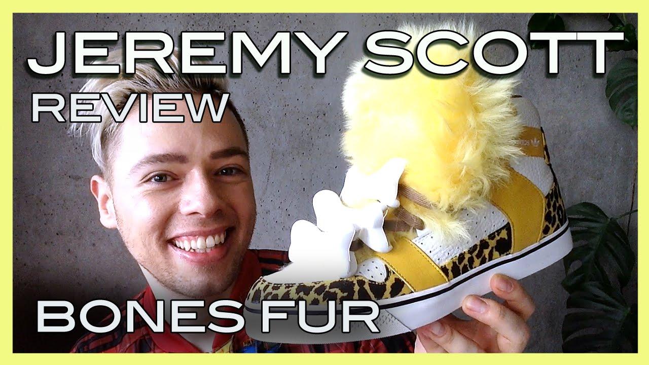 adidas jeremy scott bones fur