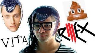Skrillex - Mumbai Power feat. VITAS REMIX MASHUP