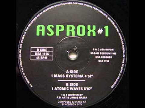Asprox - Atomic Waves
