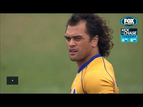 Rugby Kick and Chase: NRC Extra Time Round 6